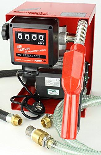Dieselpumpe 24 Volt selbst ansaugend aus Deutschland Zählwerk Diesel Pumpe