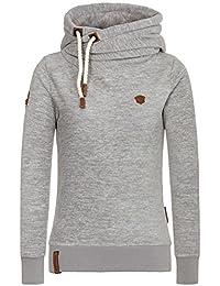 5d7621470799 Suchergebnis auf Amazon.de für  Pullover Mit Hohem Kragen - Naketano ...