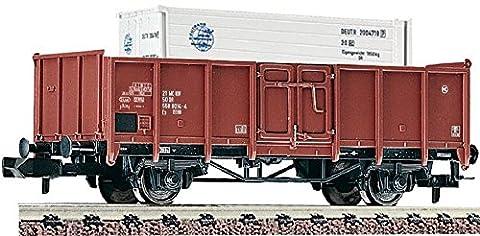 Fleischmann 820526 Offener Güterwagen Bauart Es mit Container, DR