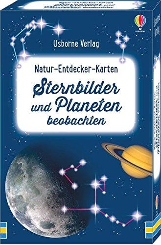 Natur-Entdecker-Karten: Sternbilder und Planeten beobachten par Phillip Clarke