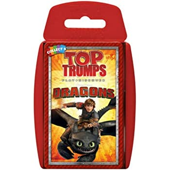 Top trumps how to train your dragon winning moves amazon top trumps how to train your dragon ccuart Gallery