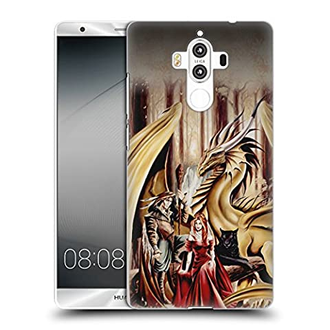 Official Ruth Thompson Gathering Dragons 2 Hard Back Case for Huawei Mate 9