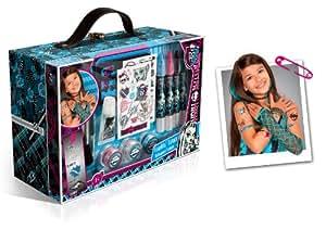 Canal Toys - 06021 - Bijou et Cosmétique - Monster High - Frankie Tatoos
