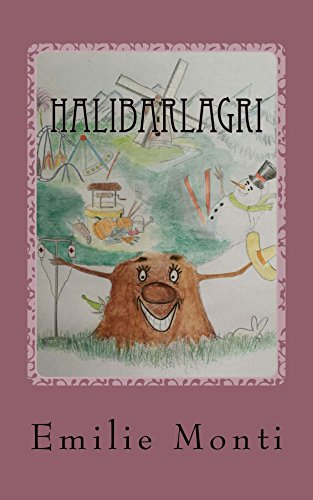 halibarlagri-conte-men-cinq-french-edition