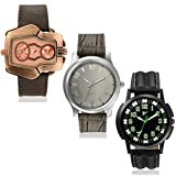 Fashion Track Wrist Watch For Men - Comb...