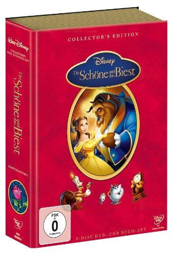 Preisvergleich Produktbild Die Schöne und das Biest (+ Buch-Set) [Collector's Edition] [2 DVDs]