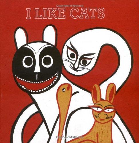I Like Cats por Anushka Ravishankar