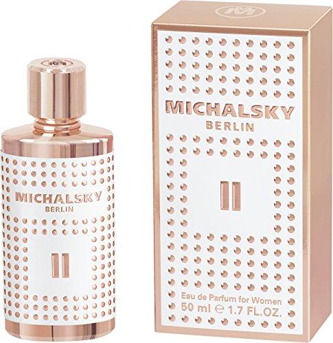 Michalsky Berlin II for women EdP, 1er Pack (1 x 50 ml) -