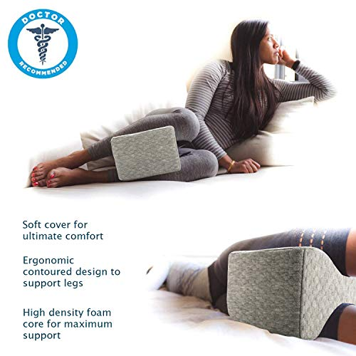Dormire Cuscino Tra Le Gambe.Getone Cuscino Per Ginocchia Dormire Ortopedico Cuscini Tra Le