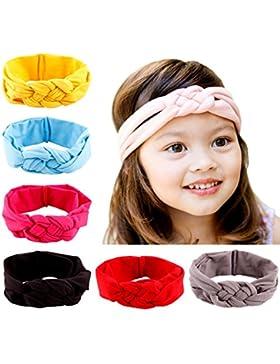 Xiaoyu Capelli di capelli multicolori di bambina di