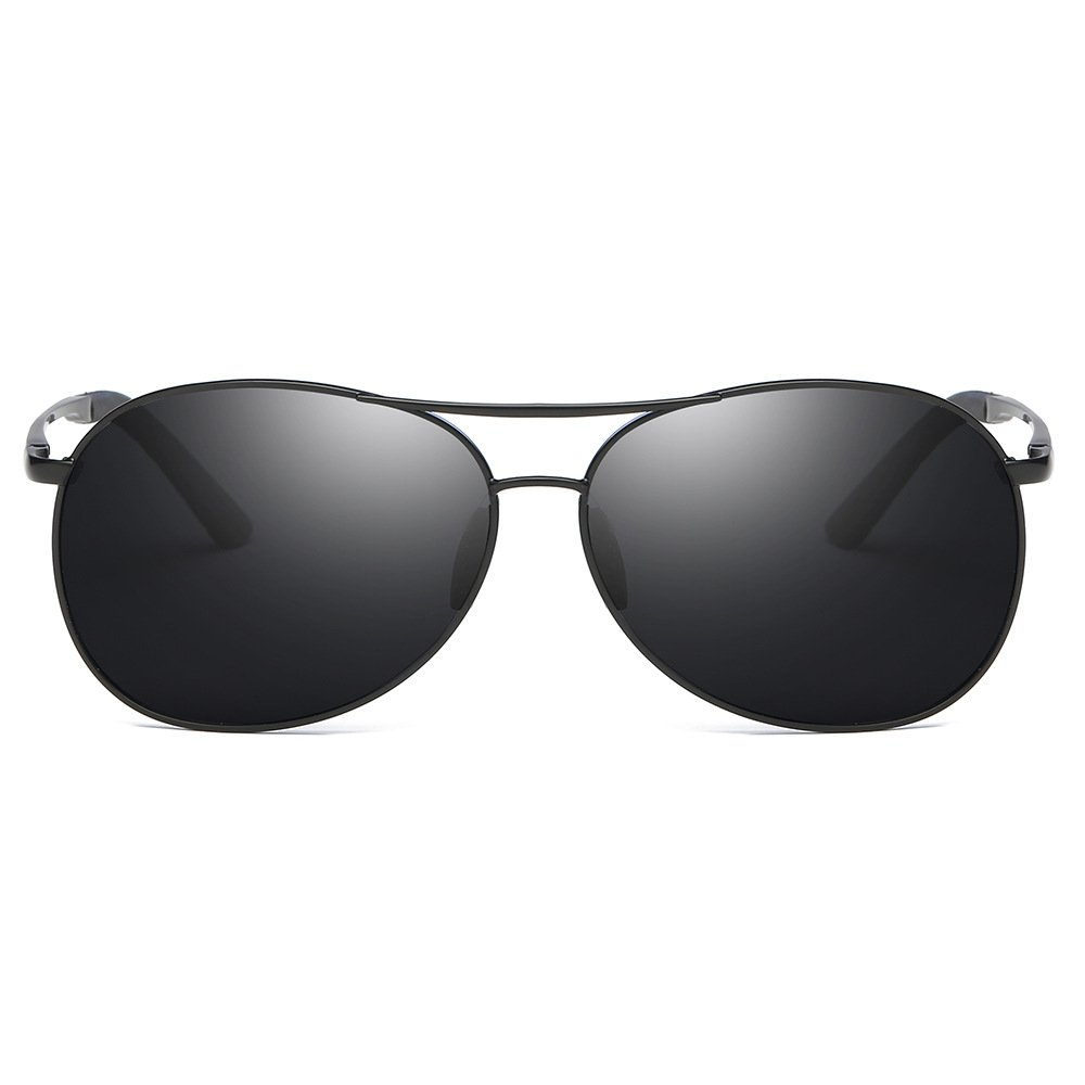 3d1ce15a9dc18 Gafas de Sol Aviador Hombre Mujer Clásico Estilo Marco Metal Lentes ...