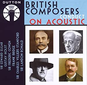 Brit.Composers Cond.on Acoustic