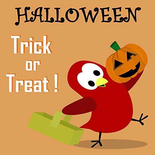Treat! (Sammy the Bird Book) (English Edition) (5 Halloween-tricks)