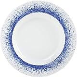 KAHLA Suppenteller PRONTO AKTION Wir machen Blau!, 24,5 cm, Helene B. Ofensortierung (H.Nr. 633483O75005C)