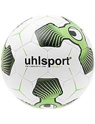 uhlsport Tri Concept 2.0Rebell, tamaño: 4; Color: Blanco/Fluo verde/negro