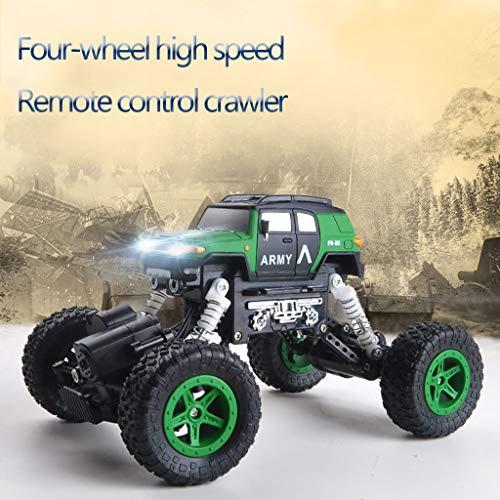 DLH Spielzeugauto, Ferngesteuertes Auto - Kletterndes Drift-Geländewagen - Ferngesteuertes Spielzeugauto - Für 7-14 Jährige