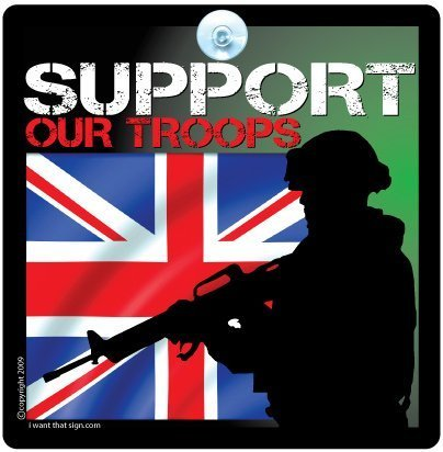 soutien-de-nos-troupes-british-army-voiture-montrer-votre-soutien-langleterre-membres-des-forces-arm