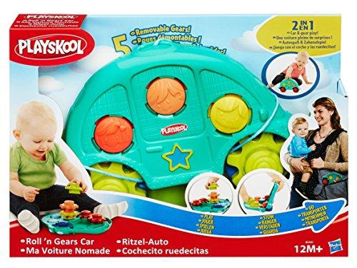 Playskool - Cochecito con ruedecitas (Hasbro B0500EU4)