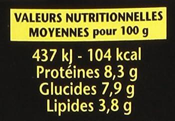 William Saurin Petit Salé aux Lentilles 840 g
