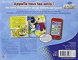 Image de La maison de Mickey : Un livre et un téléphone-jouet