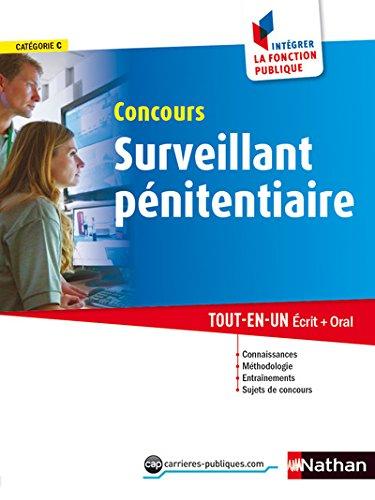 Lire Concours Surveillant pénitentiaire pdf