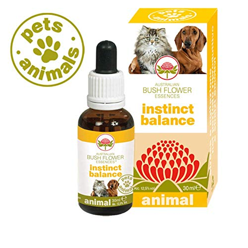 Australian Bush Flower Essences Instinct Balance 30 ml - Universe Pets