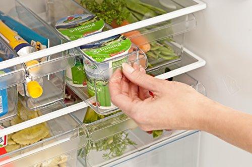 Kühlschrank Organizer Stapelbar : Rotho loft kühlschrank organizer robuster preisvergleich bei