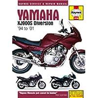 Yamaha XJ900S Diversion Service and Repair Manual: 1994-2000 (Haynes Service and Repair Manuals)