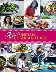 [ Anjum'S Indian Vegetarian Feast Fabulous Fresh Indian Food ] By Anand, Anjum ( Author ) Sep-2012 [ Hardback ] Anjum's Indian Vegetarian Feast Fabulous Fresh Indian Food