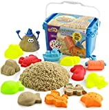 Motion Sand Beach Bucket Playset