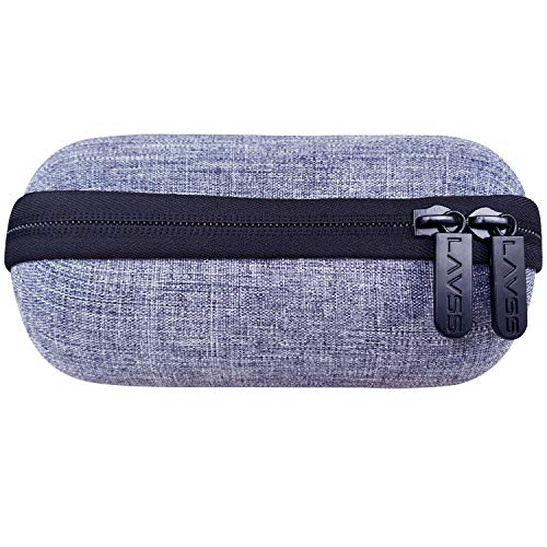 Cas Étui De Voyage Rigide Housse Pour Sony SRS-XB10B Enceinte Portable Compacte Sans Fil Bluetooth Par LAVSS-Gris