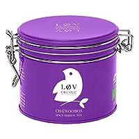 Løv Organic - Rooibos Chaï - Boîte métal 100g