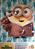 * MINIONS * EXCLUSIVE * Keyring & Advent Calendar Gift Pack - New For 2015