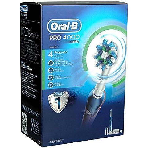 ORAL-B 4210201134244Pro 4000–Cepillo de dientes eléctrico