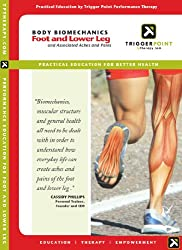 Trigger Point Performance Body Biomechanics for Foot and Lower Leg DVD