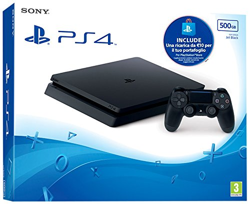 PlayStation 4 500GB + PS Live Card 10 euro [Bundle]