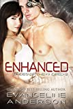 Enhanced: Brides of the Kindred 12 (Alien Scifi Romance) (English Edition)