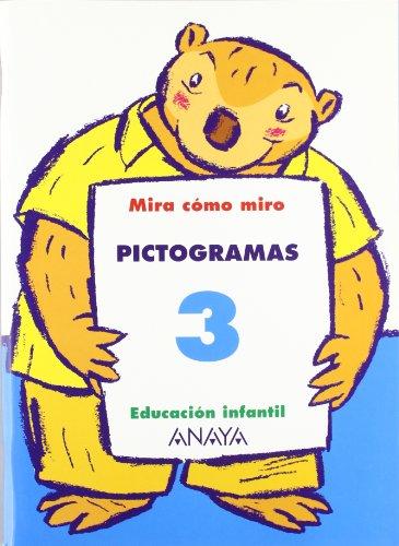 Pictogramas 3. - 9788466750479
