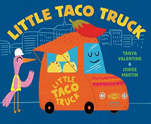 Little Taco Truck (English Edition) por Tanya Valentine