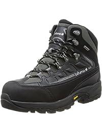Lafuma DE Shoes - Scarponcini da escursionismo e camminata amazon-shoes neri Pelle