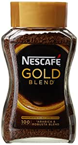 Nescafe Gold Premium Blend Instant Coffee, 100g