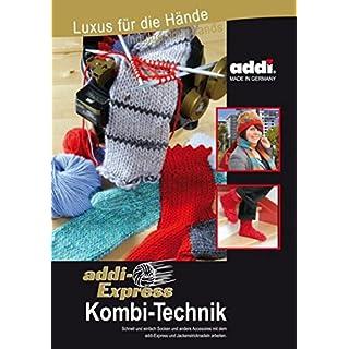Addi Nadeln addi- Express - Kombi- Technik, Deutsch