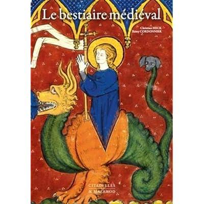 Bestiaire médiéval - Réédition