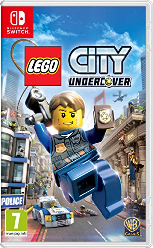 LEGO City Undercover (Nintendo Switch) City Undercover