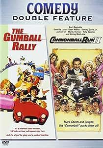 Gumball Rally & Cannonball Run 2 [DVD] [Region 1] [US Import] [NTSC]