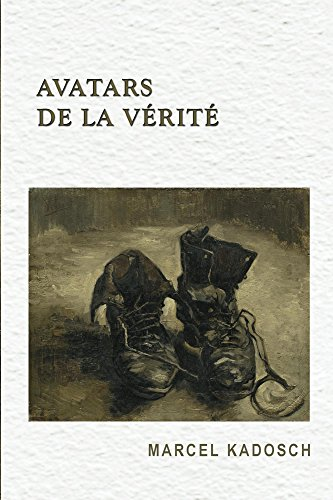 Couverture du livre Avatars de la verite