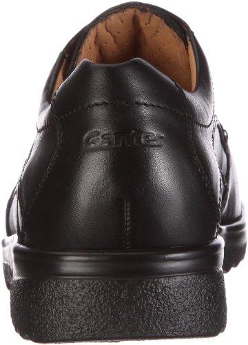 Ganter Eric 2-256031, Scarpe basse uomo Nero (Schwarz/schwarz)