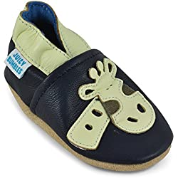 Zapatillas Bebe Niño - Zapato Bebe Niño - Zapatos Bebes - Calzados Bebe Niño - Jirafa - 12-18 Meses