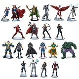 Mega set da gioco personaggi Marvel Avengers, Disney Ufficiale