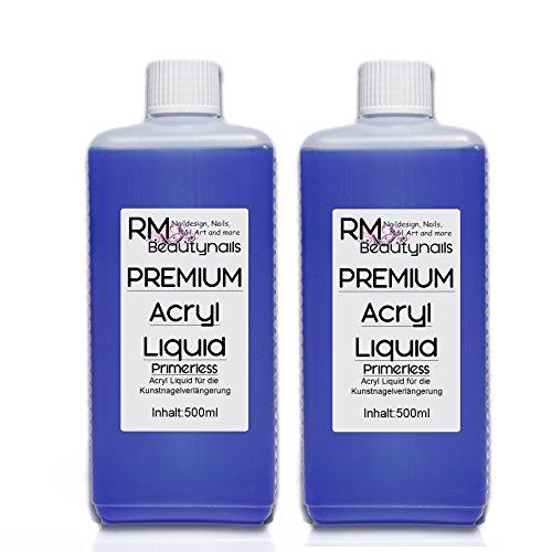 Liquide acrylique sans apprêt - Design de qualité studio
